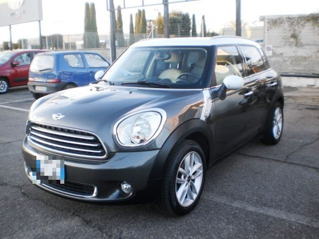 Mini Countryman automatica